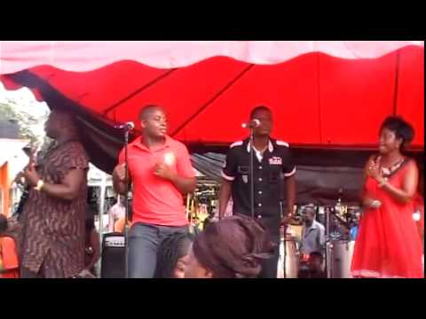 Thomas Frimpong's Funeral (Ghanaian Highlife Music legend)