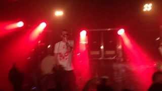 Come Ti Fa Mad - MadMan - MIDNITE LIVE TOUR @ Orion 07-12-2013