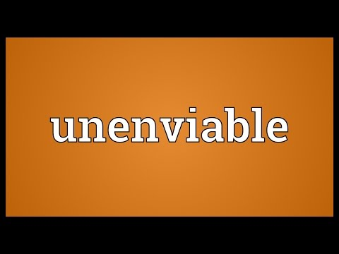 Header of unenviable