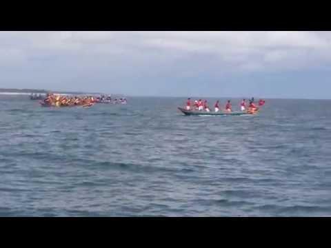 Đua thuyền truyền thống Ngư Thủy Nam - Lệ Thủy - Part 1-