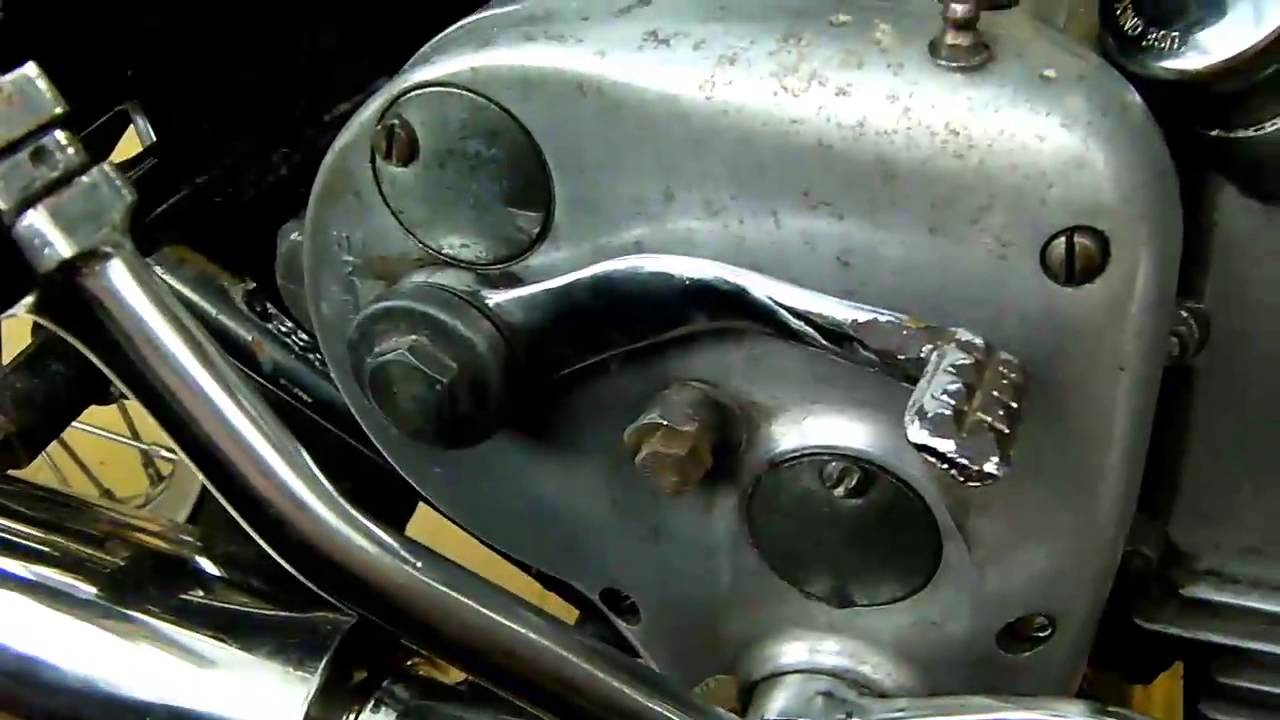 Neutral Finder Royal Enfield 350 Bullet Classic How It Works 1948 Indian Motorcycle Engine Diagram Youtube