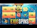 BIG BASS BONANZA €100 SPINS!