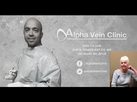 Jennie - Alpha Vein Clinic Las Vegas - Vein Disease