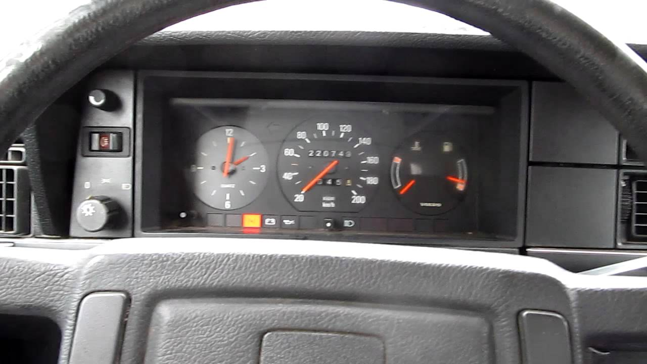 Volvo 240 dl b200k cold start with choke youtube volvo 240 dl b200k cold start with choke buycottarizona Images
