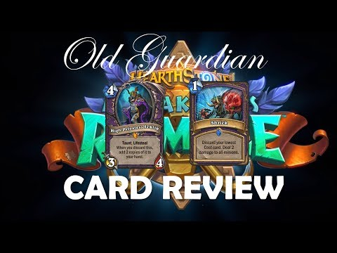 Rastakhan's Rumble: Discard Warlock cards review (Hearthstone)