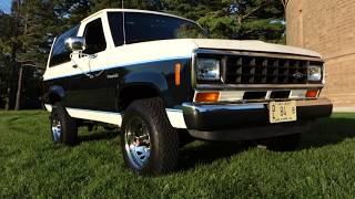 1987 Ford Bronco II 4x4@ www.NationalMuscleCars.com National Muscle Cars