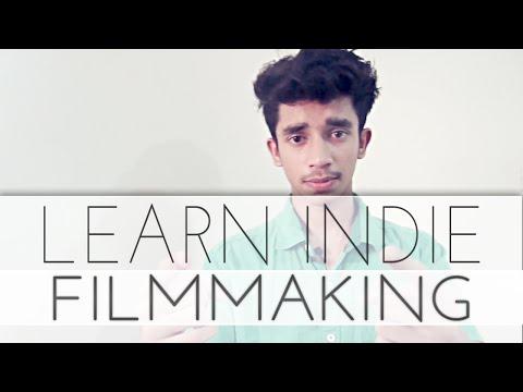 New Indie Filmmaking Channel - Learn Indie Filmmaking!