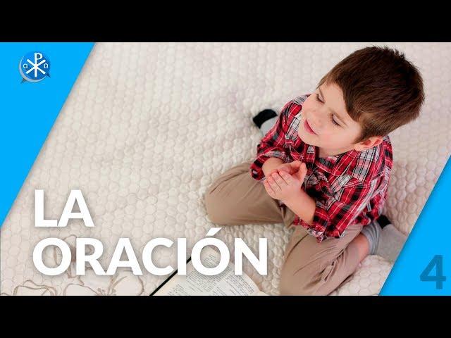 La Oración   Perseverancia - P. Gustavo Lombardo