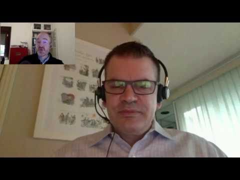 IoT and integration, a chat with John Bates, CEO PLAT.ONE