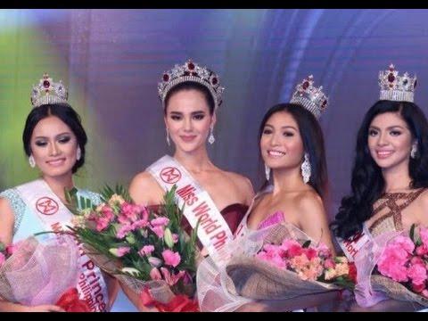 Miss World Philippines 2016 FULL SHOW