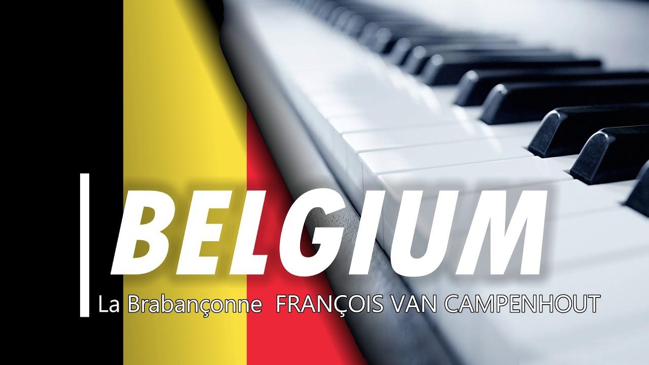 National Anthem of Belgium-PIANO