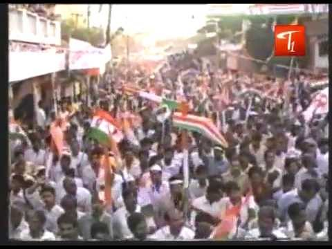 YSR Pada Yatra Touched Many mp4