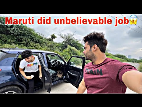 Download First Time Ever I'm impressed with Maruti    Ajju0008