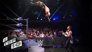 Game-changing Cruiserweight maneuvers - WWE Top 10