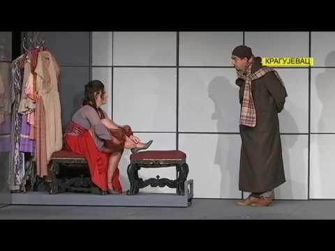"RTS - ""Tako stoje stvari"", Knjaževsko-srpski teatar Kragujevac"