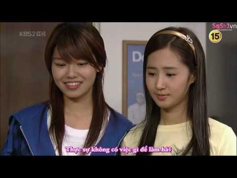 Soshivn cuộc hôn nhân tiền định tập 98   SooRi cut31 03 08