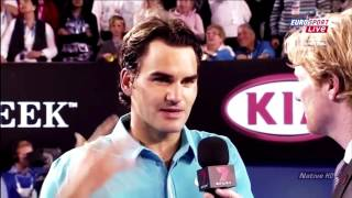 Roger Federer - Shady/sarcastic/bossy moments