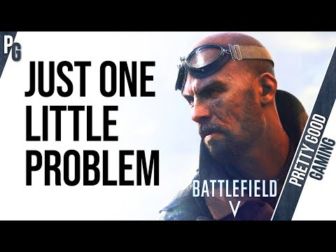 Battlefield V was GREAT apart from one little thing thumbnail