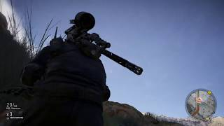Ghost Recon: Gatling Gun Monster