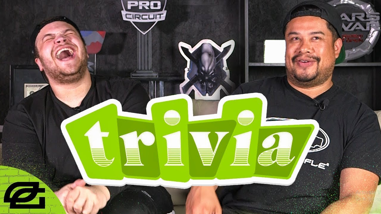 HOW WELL DO YOU KNOW OPTIC HISTORY?? (OpTic Trivia)