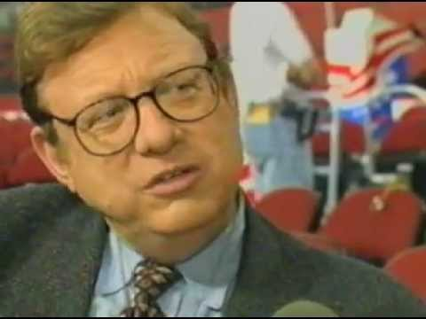 DNC Chicago 1996: Future of media convention coverage WNEP-TV John Kosich