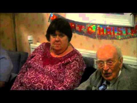 George Mulveny's 101st Party - Carntyne Gardens, Glasgow, 27th December 2015