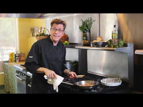 How to Make Meatloaf with Chef Eric Crowley of Chef Eric's Culinary Classroom in Los Angeles