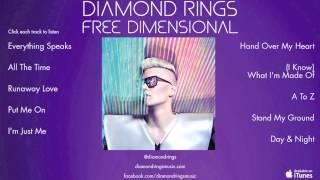 Diamond Rings - 'Free Dimensional' Album Sampler