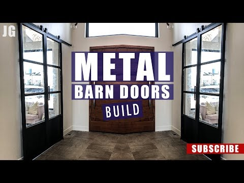 Sliding Barn Doors | JIMBO'S GARAGE
