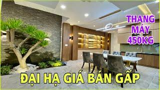Bán nhà Gò Vấp 633 | ĐẠI HẠ GIÁ GẦN 1 TỶ ! Nhà đẹp 4 lầu có Thang Máy tặng nội thất cực đẹp ở Gò Vấp