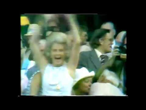 Secretariat - 1973 Belmont Stakes - Ray Haight radio call