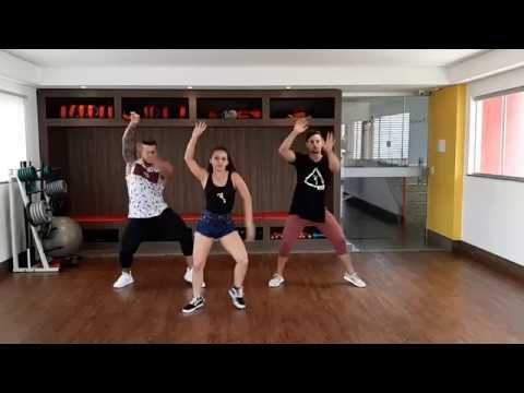Larissa Manoela - Desencosta l Coreografia l Ritmos Fit