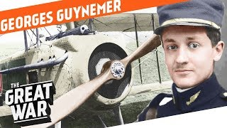 Georges Guynemer - The Flying Icon of France I WHO DID WHAT IN WW1?