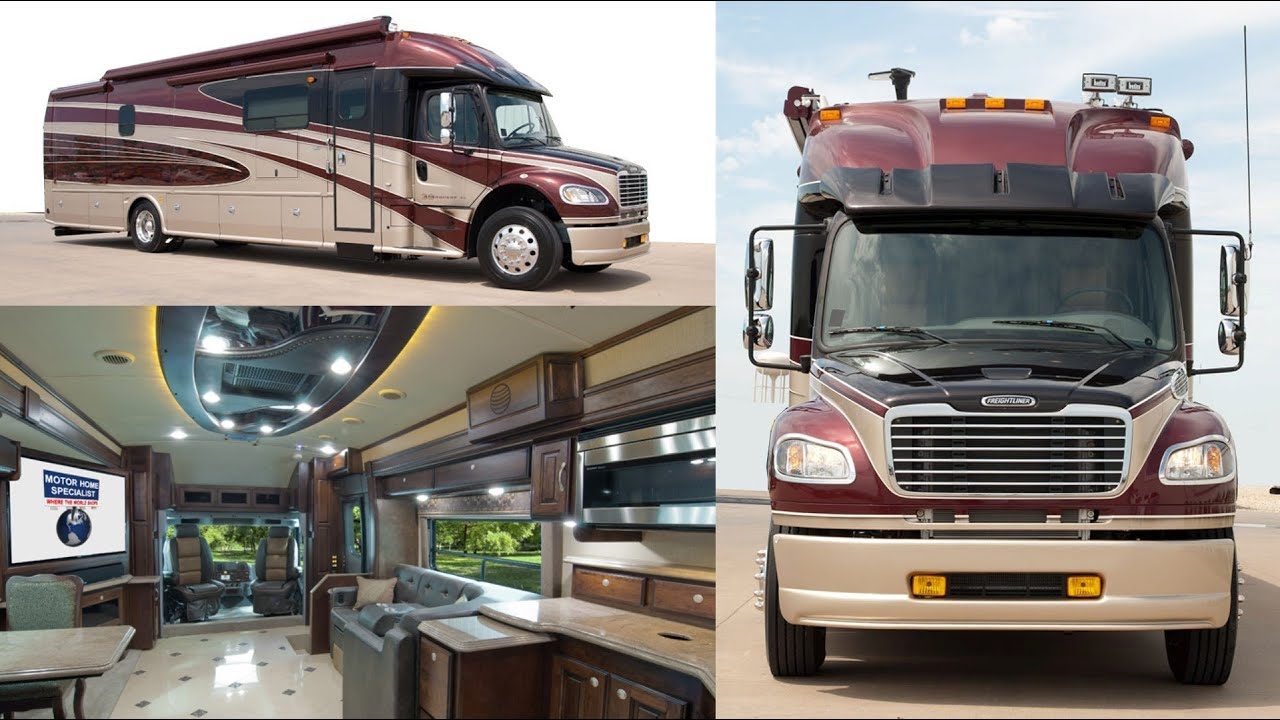 2014 Dynamax Luxury Super C Rv Dynaquest Xl At Motor Home