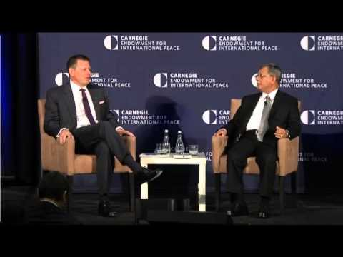 A Conversation with Gen. Khalid Kidwai - 2015 Carnegie Inter