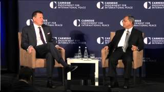 A Conversation with Gen. Khalid Kidwai - 2015 Carnegie International Nuclear Policy Conference 2017 Video