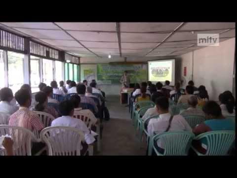 mitv - Natural Fertilizers: Agriculturalist Teach Farmers Organic Farming