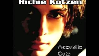 Richie Kotzen - High (Acoustic Cuts)
