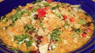 Best Aloo Tikki Chaat / Ragada Pattice Recipe From Lovely's Kitchen