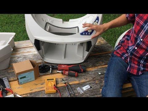 Litter-Robot III | How To Fix Blinking Flashing RED Light, Diagnose, Repair & Replace LR3 Cat Sensor