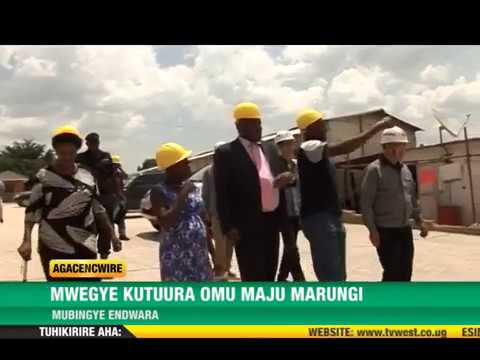 NATIONAL HOUSING UGANDA RWIZI VIEW ESTATE TOUR