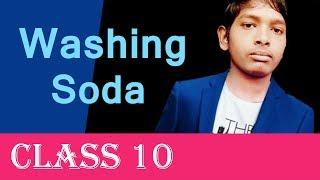 Washing Soda Class 10 By Nitish