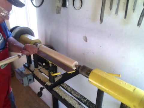Изготовление резца для токарного станка по дереву