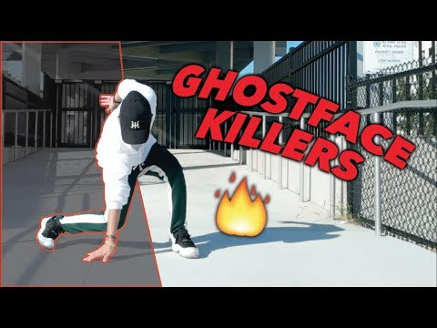 GHOSTFACE KILLERS | Justmaiko Dance Video @justmaiko