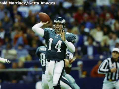 AJ Feeley with perspective on Nick Foles stepping into starting QB role for playoff bound Eagles