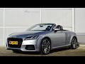 Audi TT Roadster 2.0 TFSi 230PK S tronic / S Line / B&O - 5 jaar fabrieksgarantie !! -