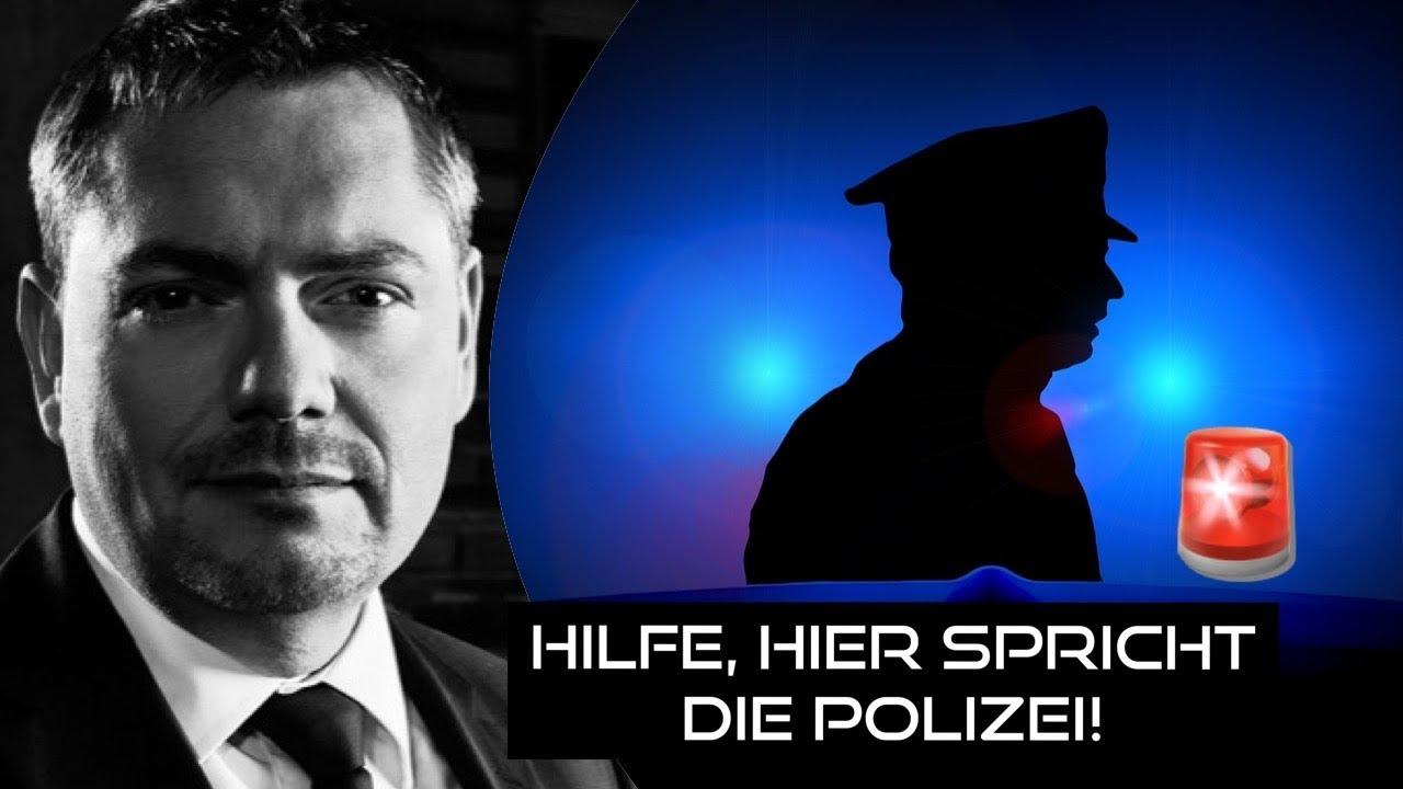 Hilfe, hier spricht die Polizei! 🚨