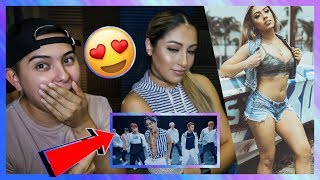 INSTAGRAM MODEL! REACTS TO EXO FOR THE FIRST TIME!!!!!