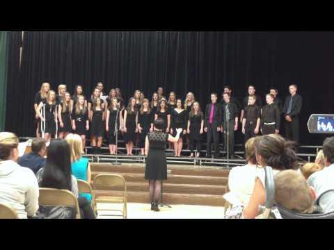 FJH Final Concert 2012 - Concert Choir - Friends Forever