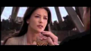 YouTube - ♥ A ♥ I want to spend my lifetime Loving you~ Mask of Zorro ♥ A ♥.flv